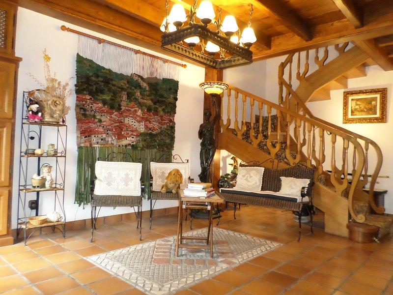 Casa vacacional CAN VILA RUPIT en el centro del núcleo medieval hasta 9 personas, Ferienwohnung in Sant Hilari Sacalm