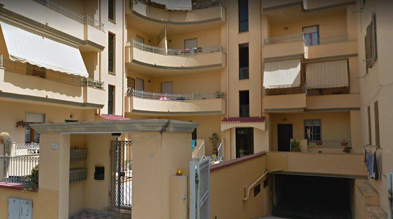 Palazzina in cui si trova l'appartamento