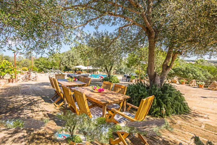 Sant Llorenc des Cardassar Farmhouse Sleeps 10 with WiFi - 5717728, holiday rental in Sant Llorenç des Cardassar