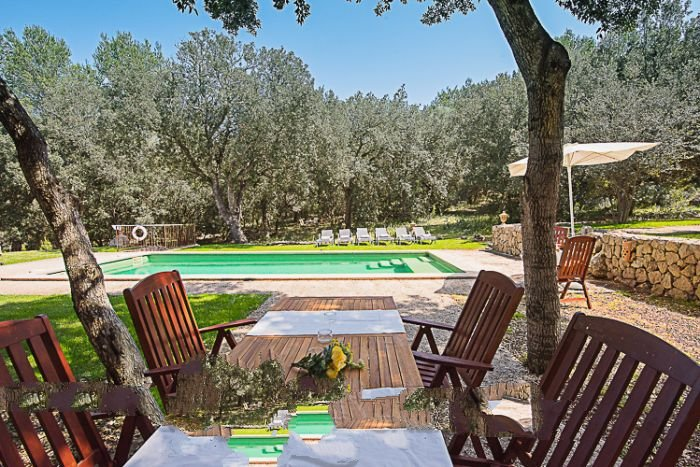 Arta Farmhouse Sleeps 6 with Pool Air Con and WiFi - 5717714, vacation rental in Cala Mesquida