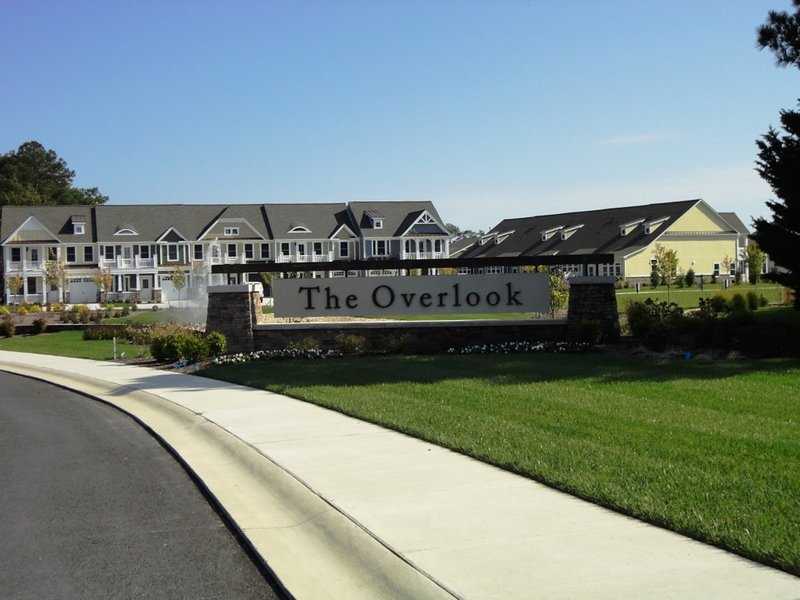 The Overlook community entrance