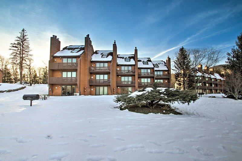 This is a winter wonderland!