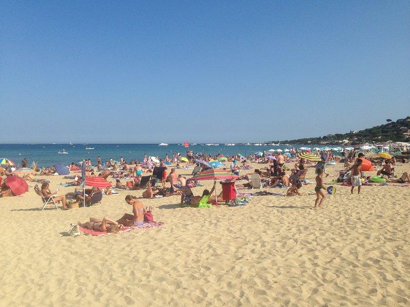La Nartelle beach