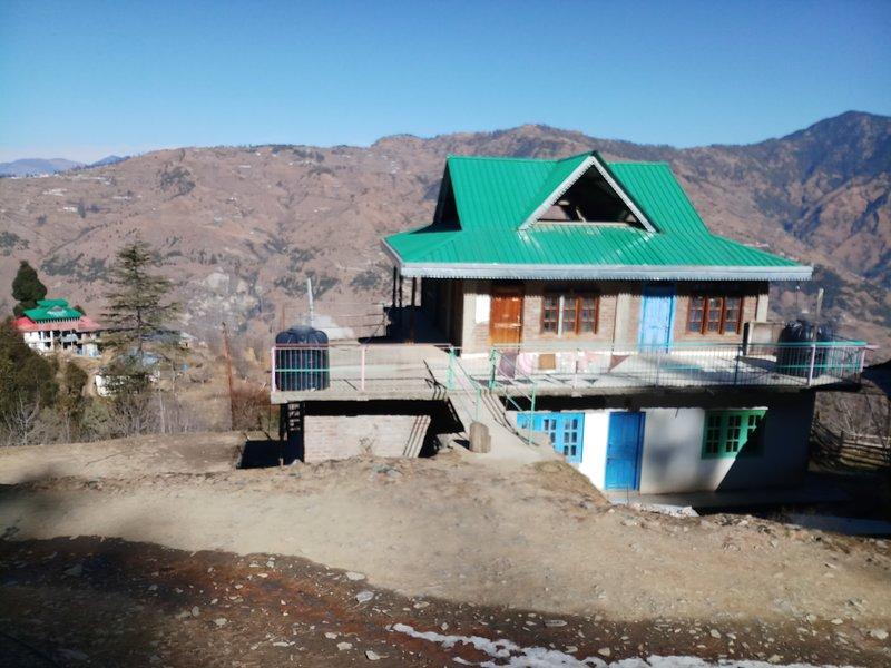 DR Homestay, vacation rental in Fagu