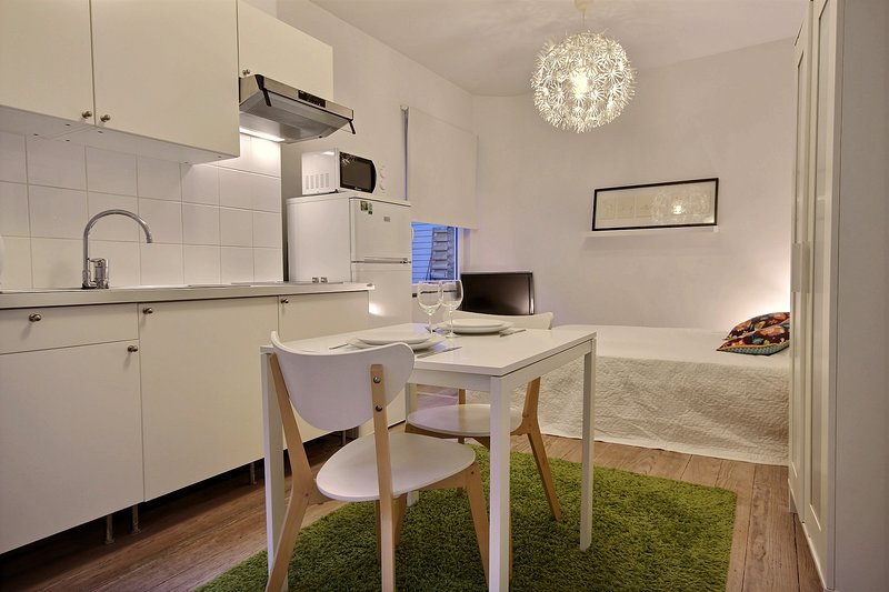 Clarisses 1 - Studio, location de vacances à Trois Ponts