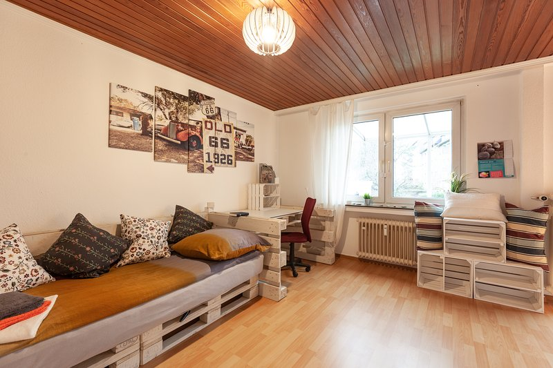 Holz Suite, holiday rental in Wuppertal