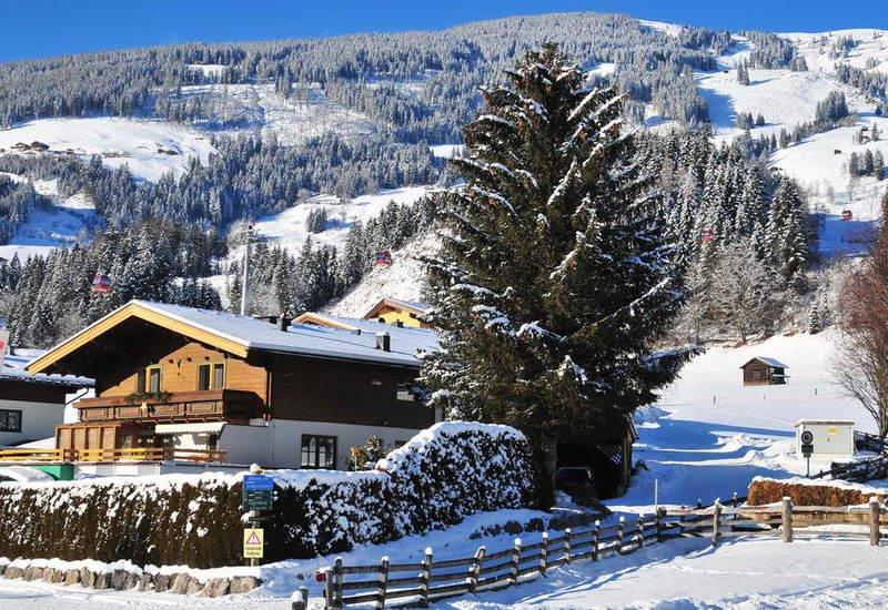Ferienwohnung Fröhlich, location de vacances à Hollersbach im Pinzgau