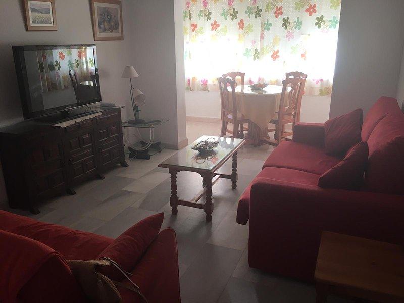 Apartamento en Laguna Beach 1ª Linea de playa, vacation rental in El Morche