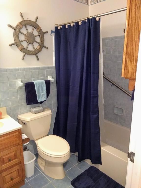 cuarto de baño fresco!
