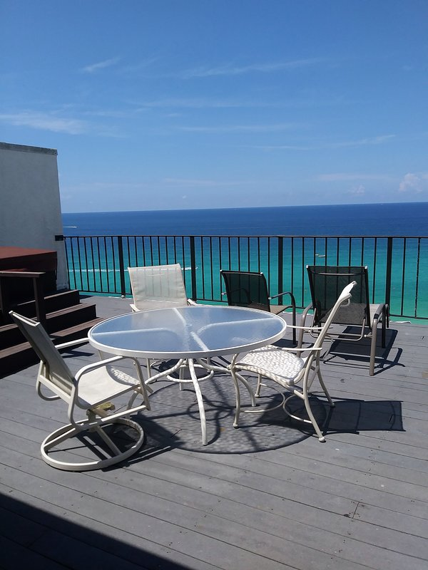 C The Views 4br Beach Front Penthouse Roof Top
