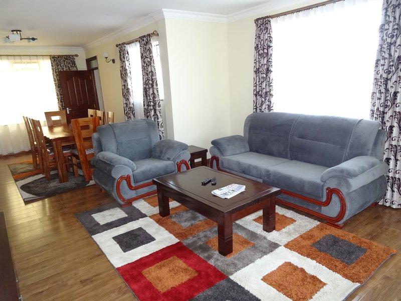 2 bedroom fully furnished apartment, alquiler de vacaciones en Lavington