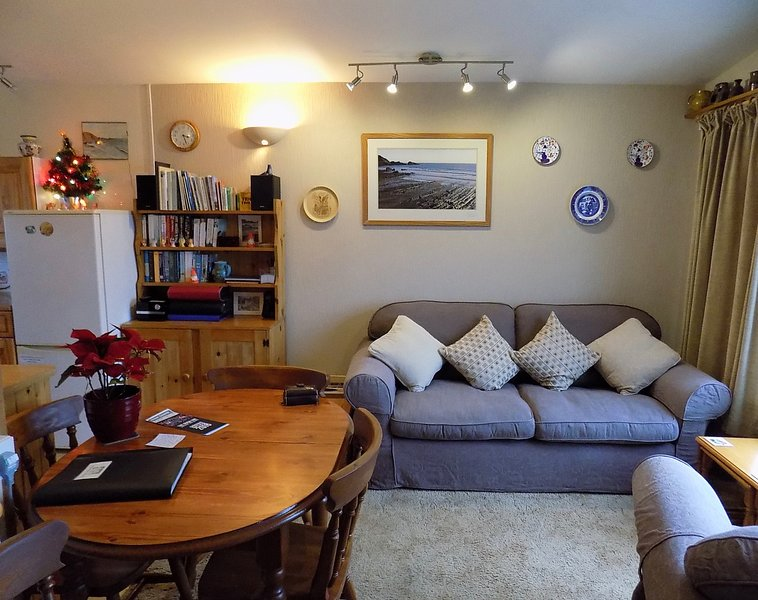 Little Nod, Old Smithy Bungalows, Welcombe, vacation rental in Morwenstow