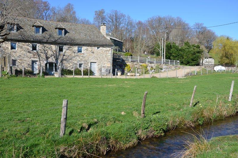 Gite Le Bon Gout, vacation rental in Laguiole