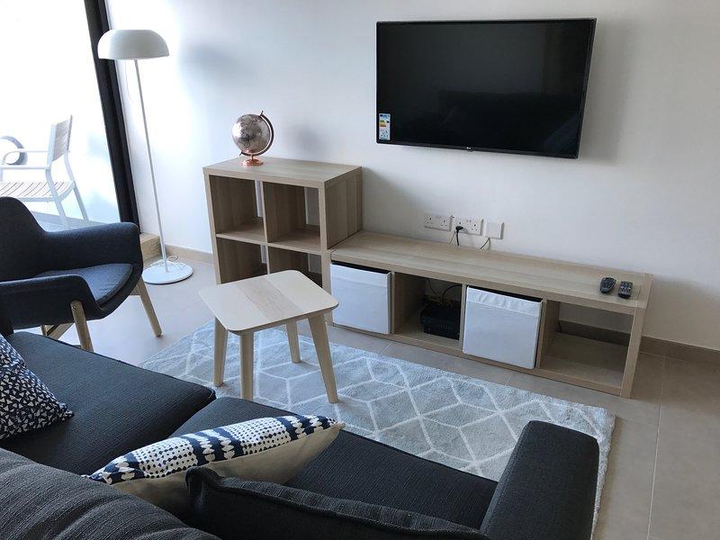 The Gzira Penthouse - brand new 3 bedroom apartment with views of Valletta, aluguéis de temporada em Il Gzira