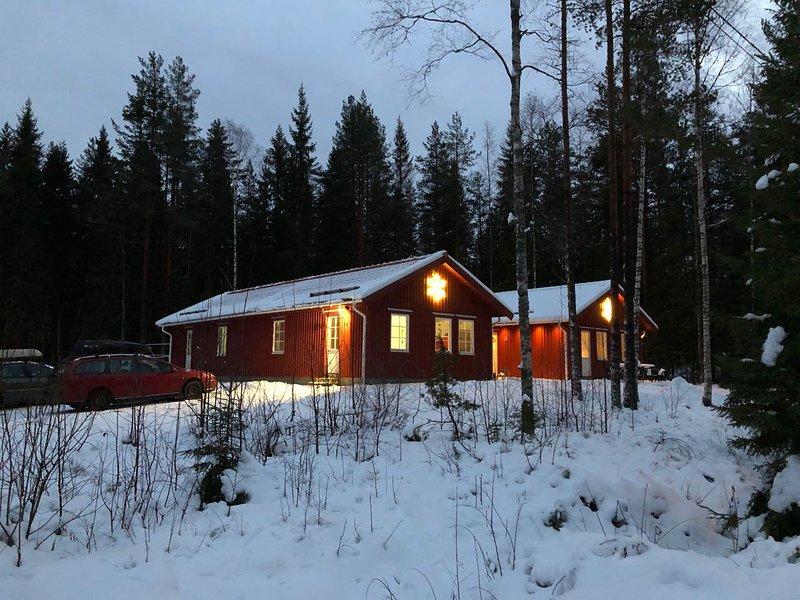 IGMA Lodge, holiday rental in Falun Municipality