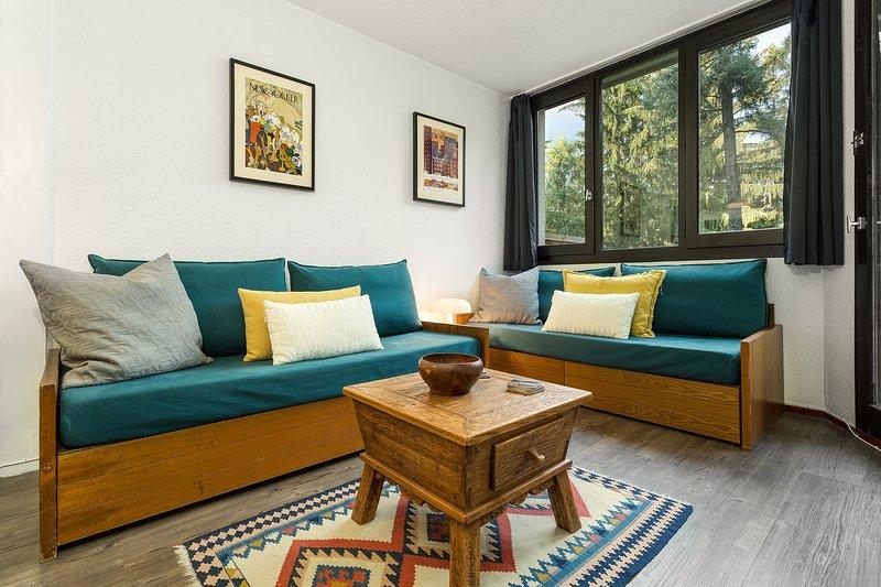 Apartmt Chamois Blanc Terrace Chalet in Chamonix