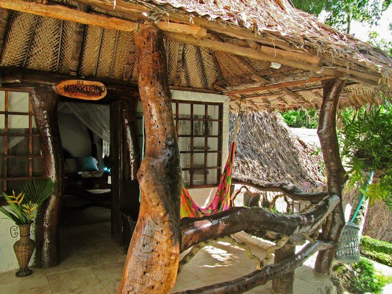 Kankuamu Tribe Bungalow - Villa Tayrona, holiday rental in Buritaca