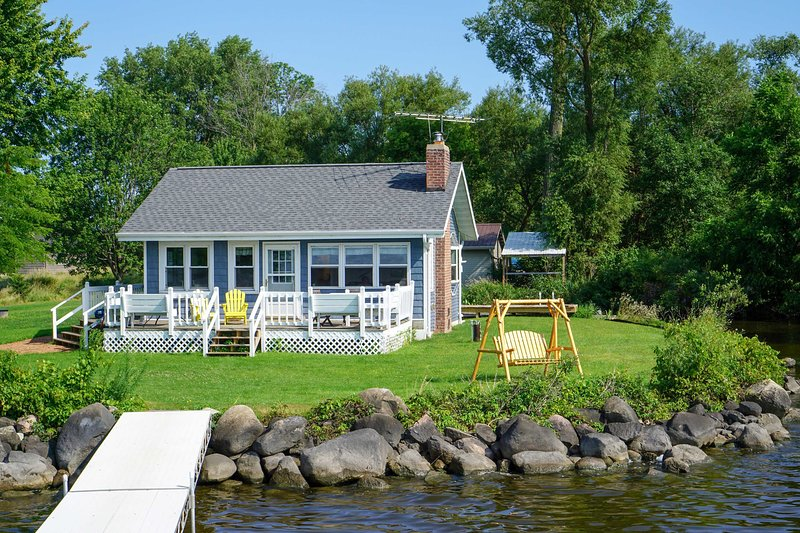 Amazing Cozy Fremont Cottage On Lake Poygan W Fishing Dock Updated Download Free Architecture Designs Remcamadebymaigaardcom