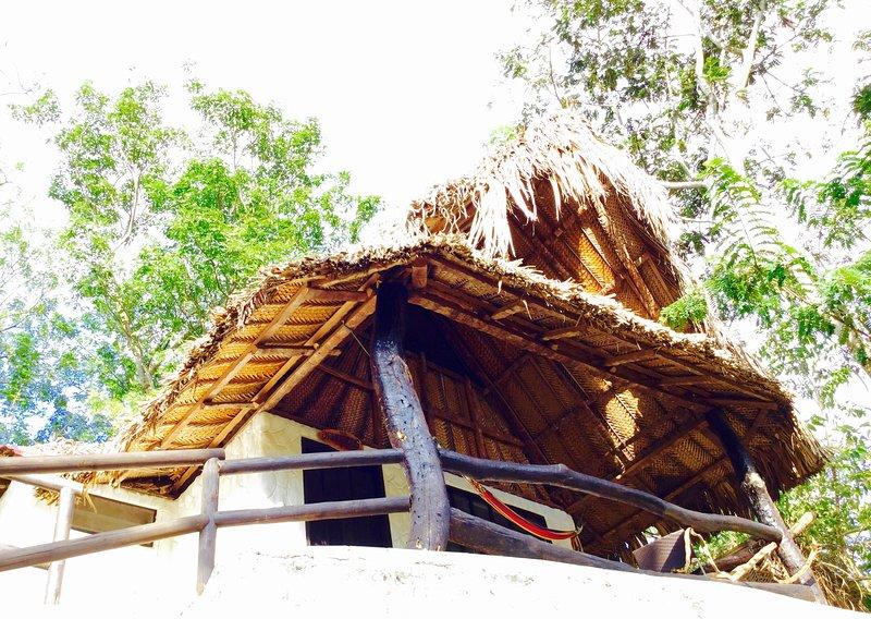 Arahuacos Tribe Bungalow - Villa Tayrona, holiday rental in Buritaca