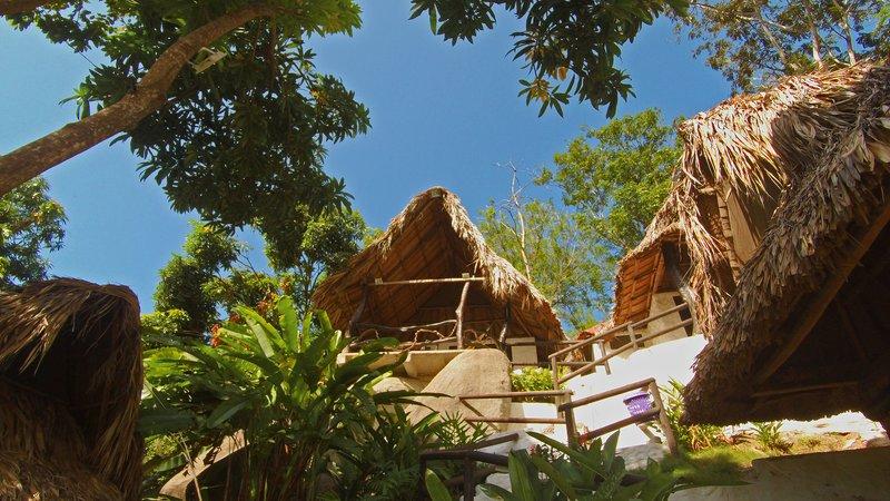 Tayrona Tribe Bungalow - Villa Tayrona, holiday rental in Buritaca