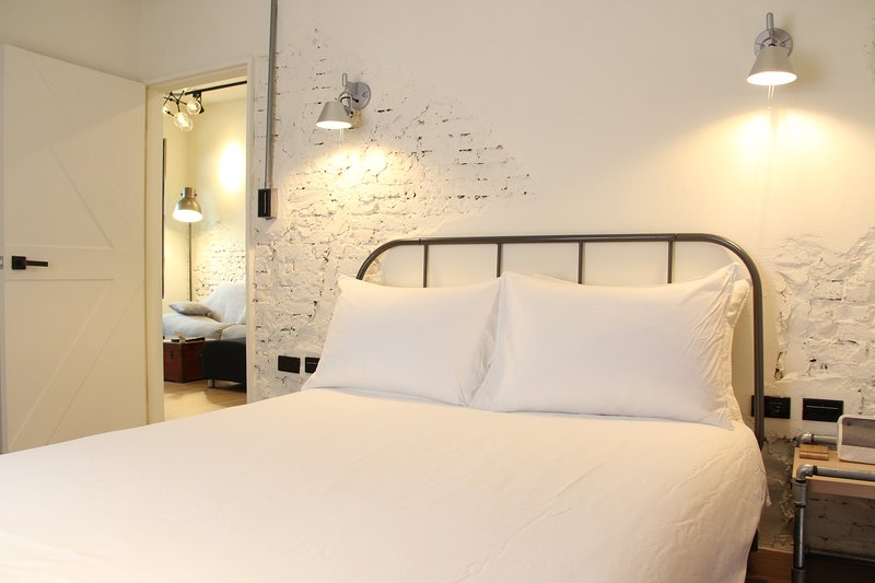 iron - Double Bed