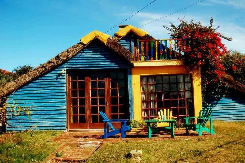 La Cabaña Azul, casa vacanza a Rocha