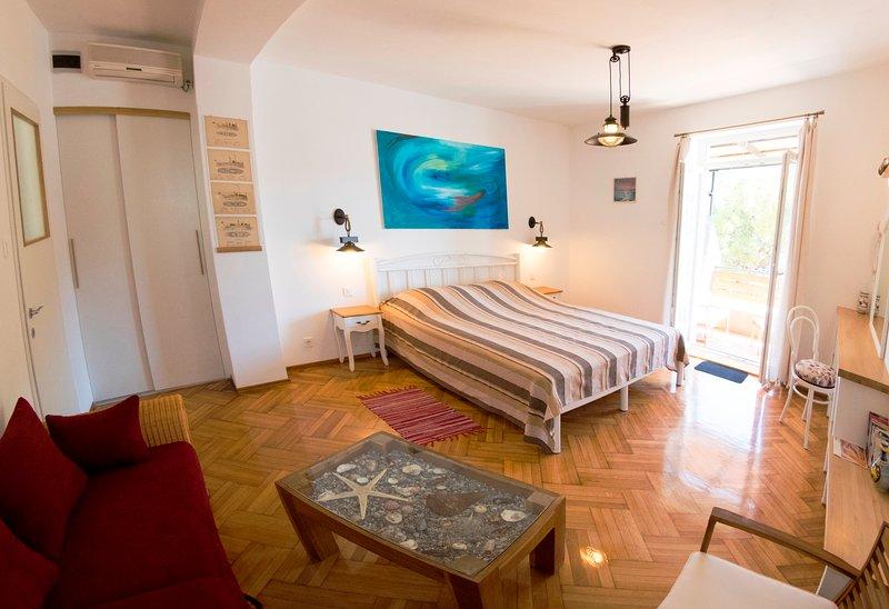 Apartment LANTERNA - lighthouse experience interior