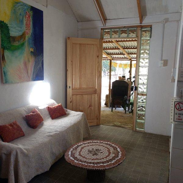 Acogedor y rústico departamento en Cochiguaz, location de vacances à Pisco Elqui