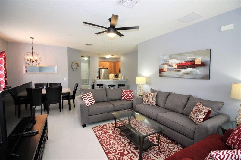 Fantastic Quiet Second Floor Oakwater Home, vacation rental in Celebration