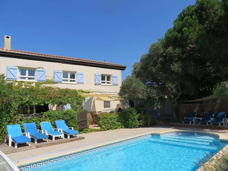 Maison îles de Vignes, vacation rental in Narbonne