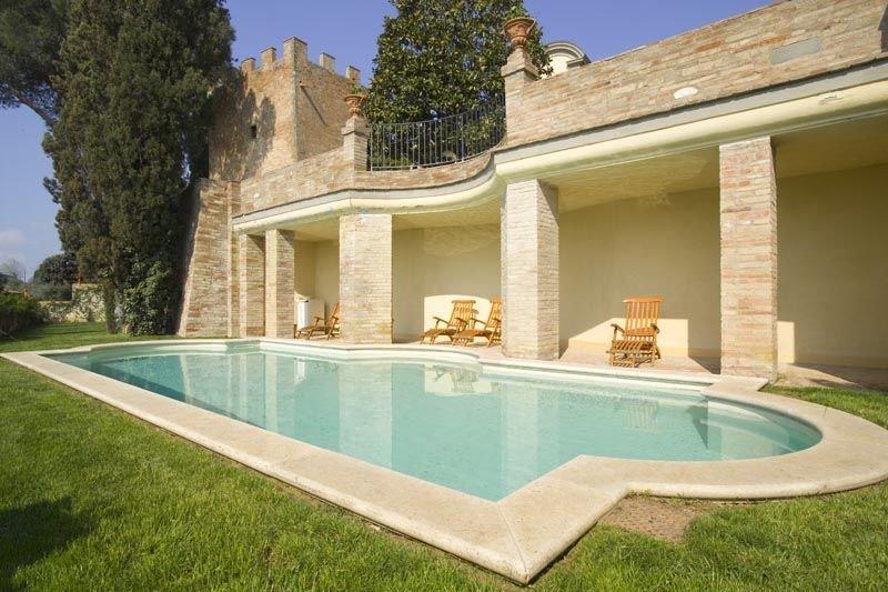Villa Di Cabbiavoli, location de vacances à Castelfiorentino