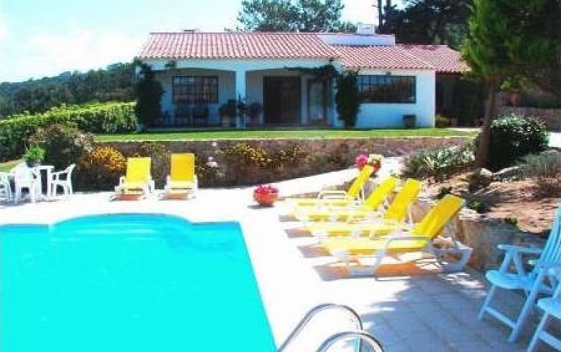 Myrica Villa, Colares, Sintra, location de vacances à Colares