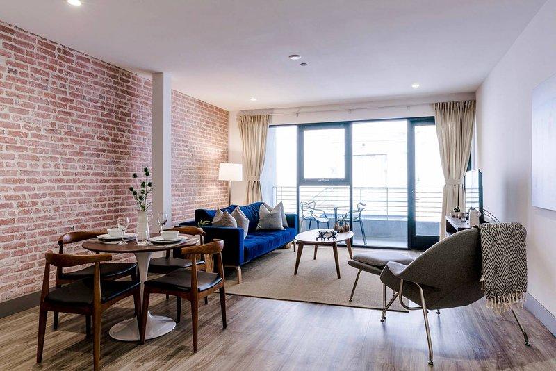 Modern & Stylish 2 bedroom in DTLA, alquiler de vacaciones en Los Ángeles