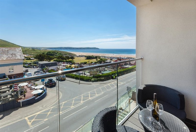 10 Woolacombe West | Byron at Woolacombe Bay, Ferienwohnung in Woolacombe