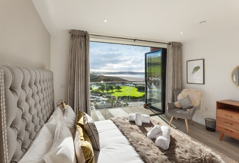 Penthouse - 2 Woolacombe West | Byron at Woolacombe Bay, Ferienwohnung in Woolacombe
