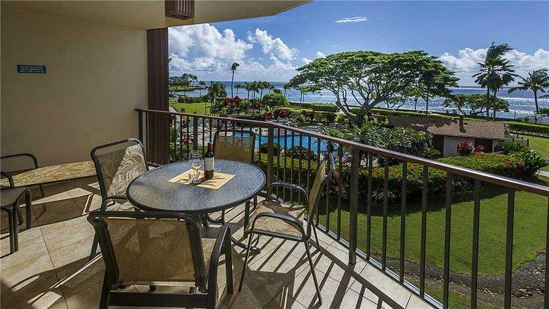 Lawai Beach Resort #1-314, holiday rental in Kalaheo