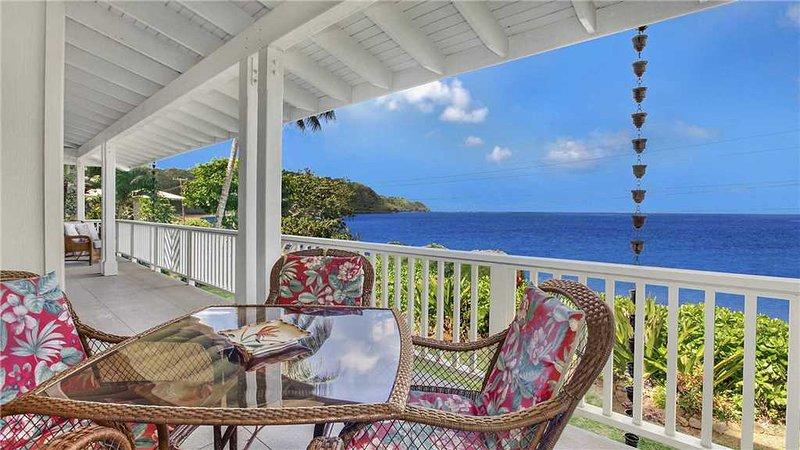 Anini Beach House, holiday rental in Kilauea