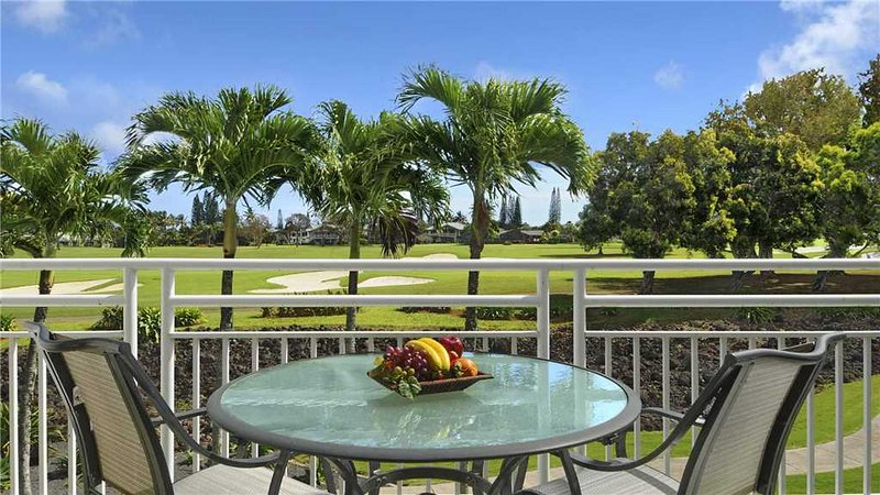 Emmalani Court #323, vacation rental in Princeville