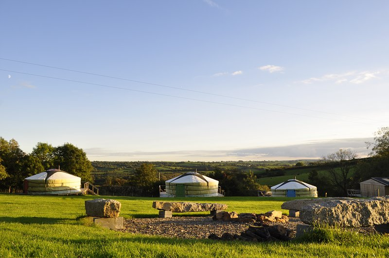 Oak Tree Lane (Bodmin Yurt), holiday rental in Okehampton