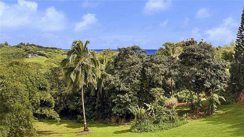 Hale Kai Kalani, vacation rental in Kilauea
