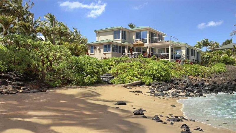 Sandy Beach House, alquiler vacacional en Kekaha