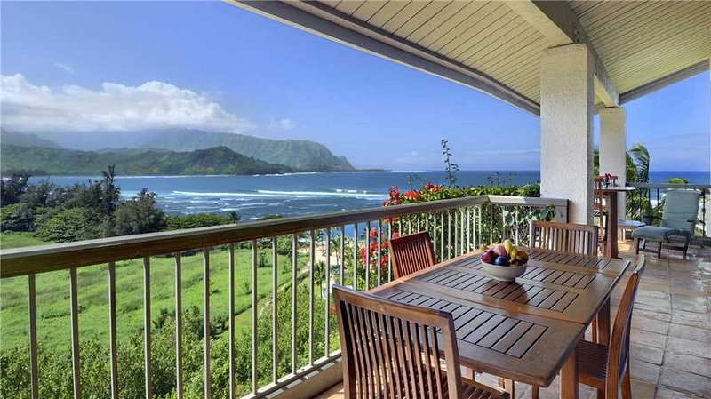Hanalei Bay Resort #9304 & 9305 & 9306, vacation rental in Princeville