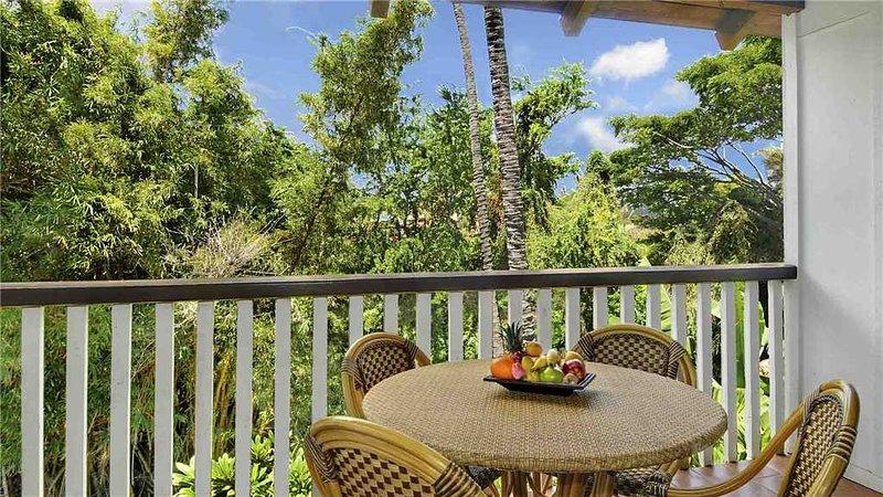 Waikomo Stream Villas #533, location de vacances à Kauai