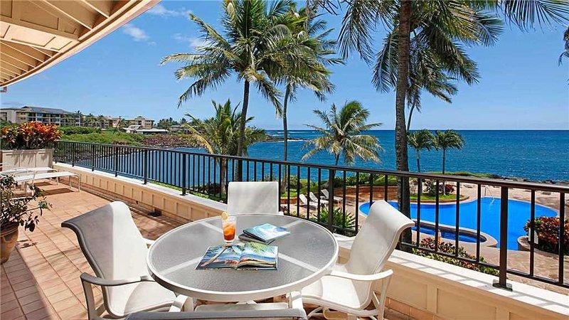 Whalers Cove 222 & 221, vacation rental in Koloa