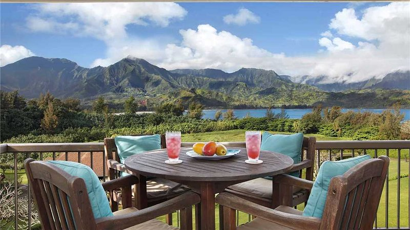 Hanalei Bay Resort #4204 & 4205 & 4206, vacation rental in Princeville