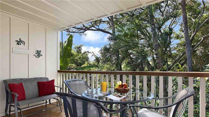 Waikomo Stream Villas #520, location de vacances à Kauai
