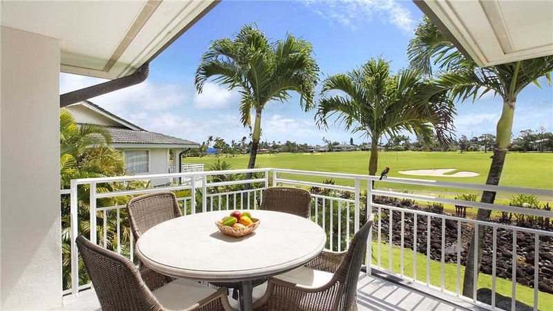 Emmalani Court #321, vacation rental in Princeville