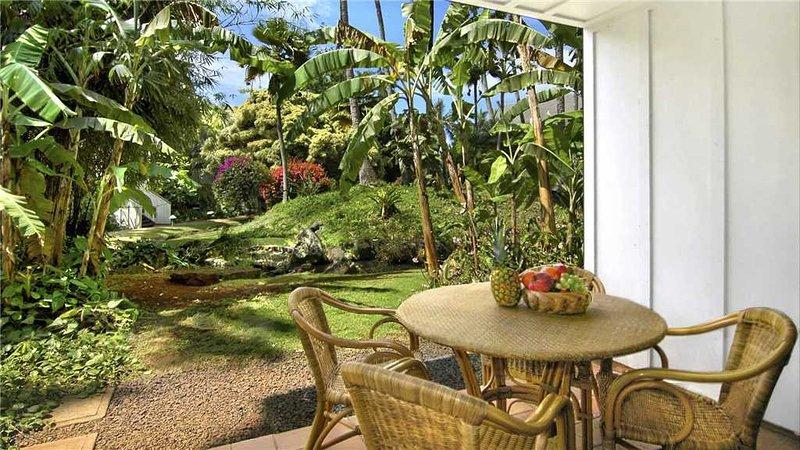 Waikomo Stream Villas #103, location de vacances à Kauai