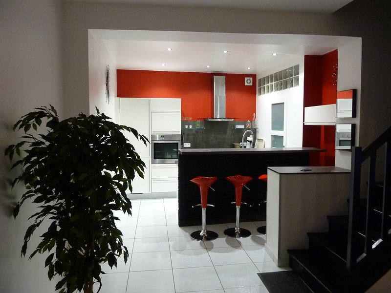 Maison 3 chambres - Amiens, vacation rental in Amiens