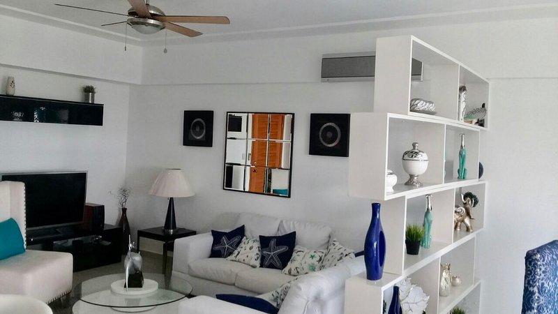 De la Rosa Apartment, holiday rental in Guayacanes